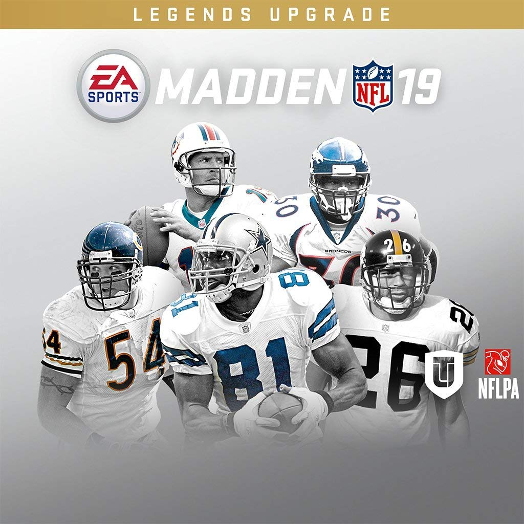 Get a second Hall of Fame Legend with the upgrade pack.