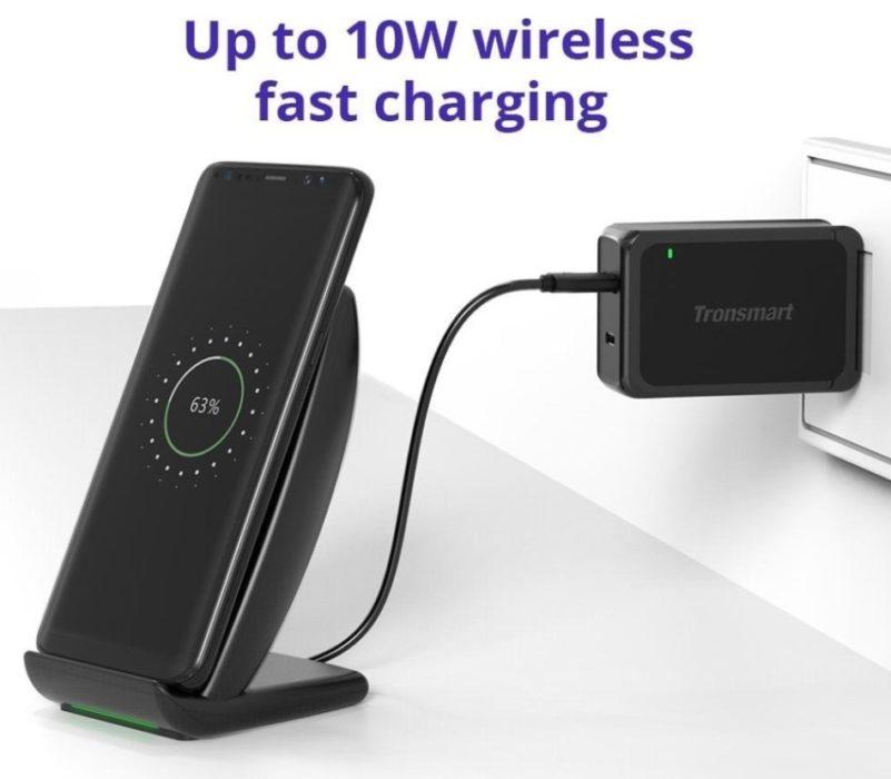 Tronsmart Dual Wireless Charger