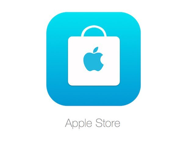 Use the Apple Store App