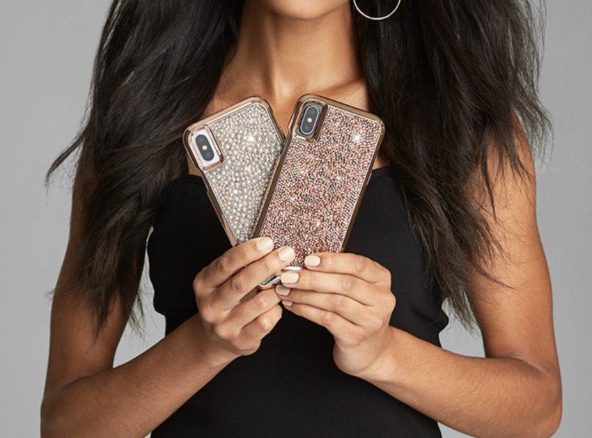 CaseMate iPhone XS cases.