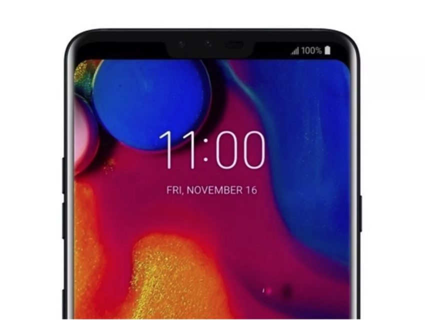 LG V40 vs LG V30: Display
