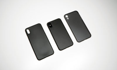 Check out the new iPhone XS, iPhone XS Plus and iPhone Xr size comparison using totallee cases.