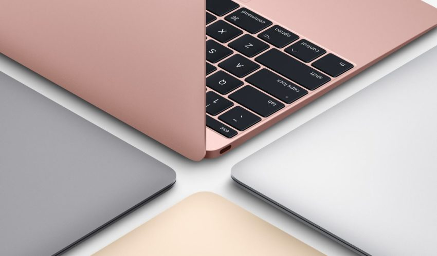 Get Excited for the 2018 MacBook