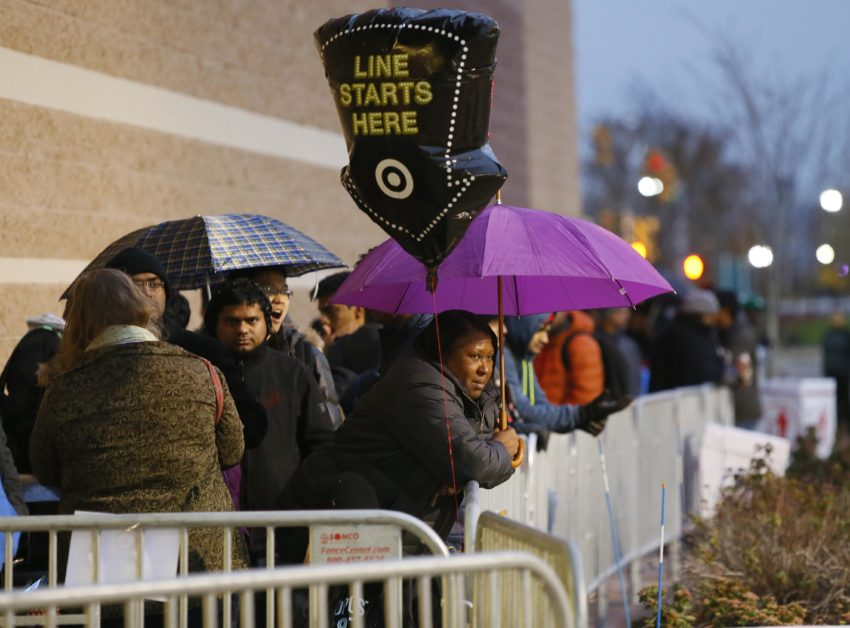 Expect the Best Target Black Friday Deals on Thanksgiving Day