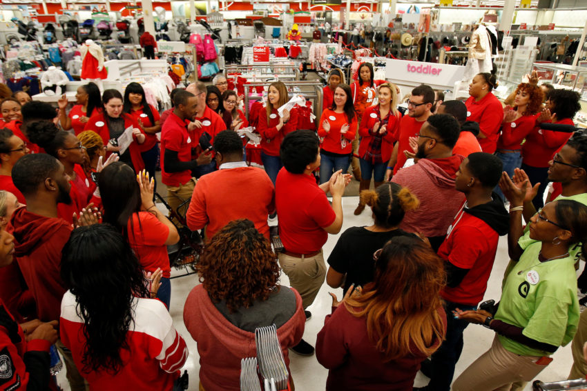 Expect Early Target Black Friday 2018 Deals