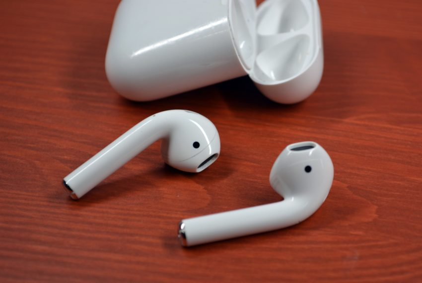Get Excited for AirPods 2 or a Wireless Charging Case