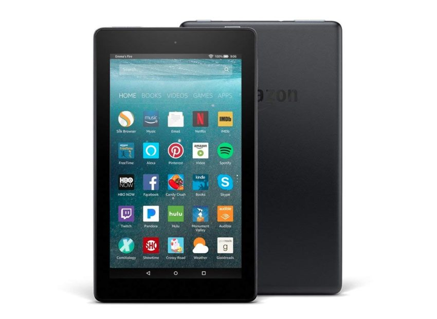 Expect Major Amazon Fire Tablet & TV Deals