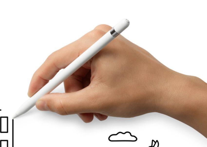 New Apple Pencil 2