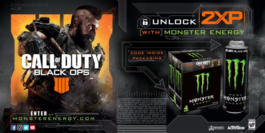 How to get Free Call of Duty: Black Ops 4 2XP and how to get up to 40 hours of 2XP when you buy stuff.