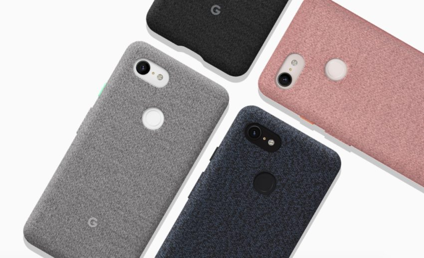 Google Fabric & Leather Cases
