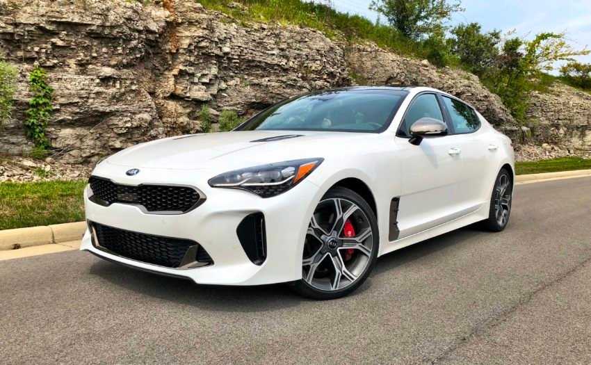 What buyers need to know about the Kia Stinger GT2.