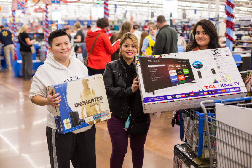 Expect plenty of Walmart Black Friday 2018 deals on games, gaming systems, 4K TVs and tech.