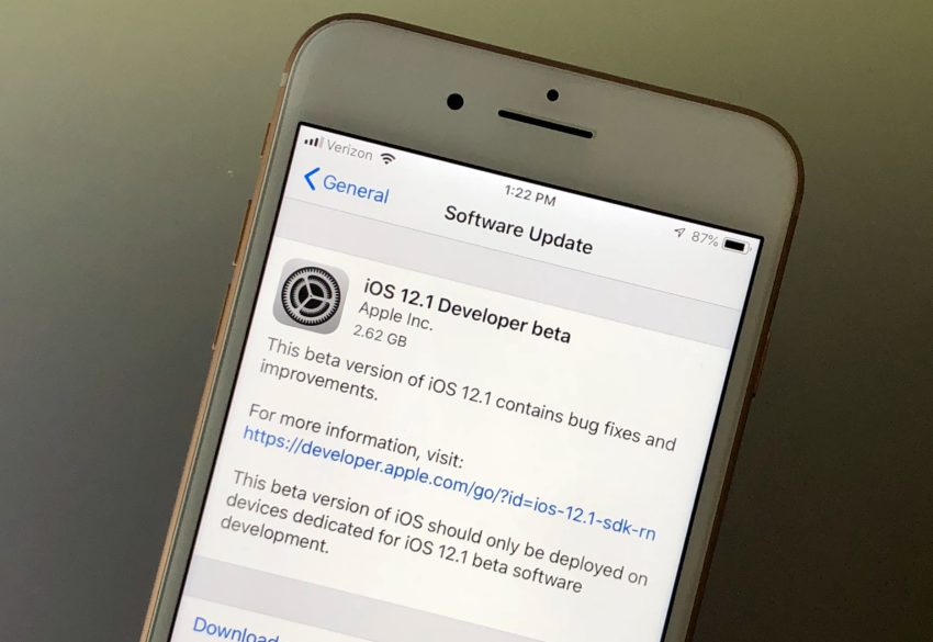 Get Excited for iOS 12.1 and watchOS 5.1