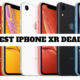 The best iPhone XR deals you can find.
