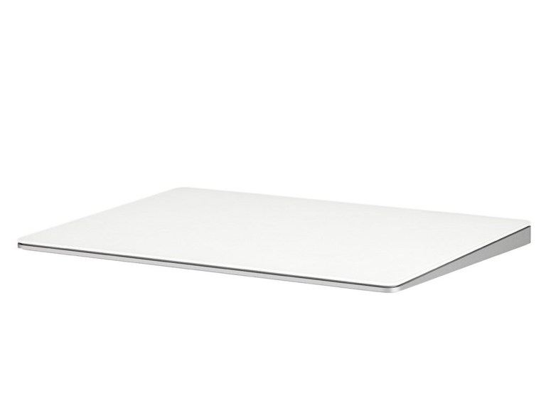 The same trackpad experience at your desk and on the go.