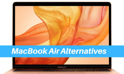 Here are the best Macbook Air alternatives.