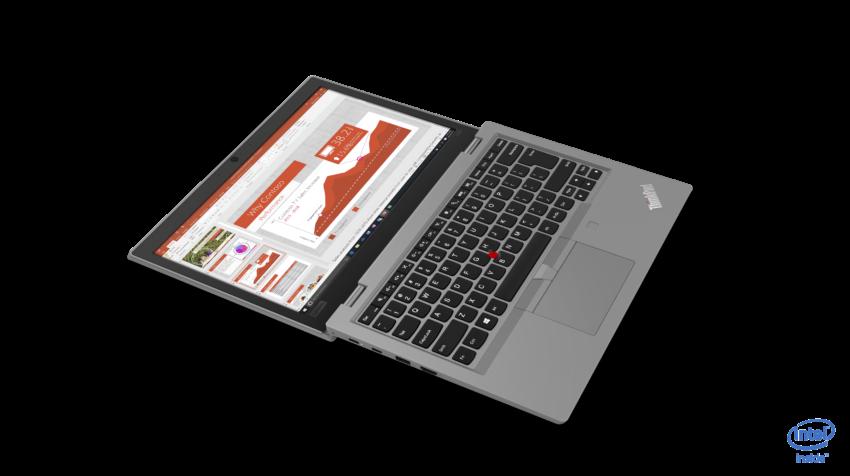 The new ThinkPad L390 Yoga.
