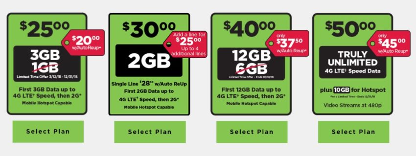 Simple Mobile plans offer savings and unlimited options.