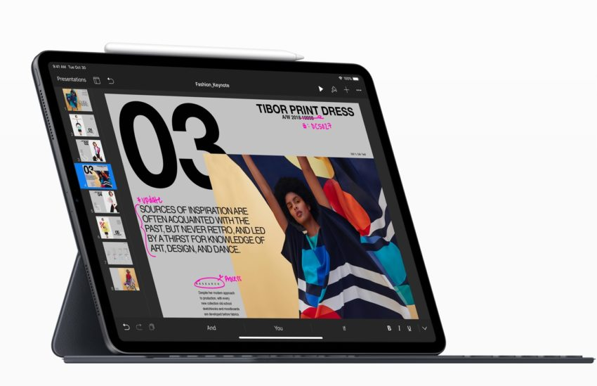 We chose the iPad Pro instead of the MacBook Air. It might be the right fit for you too.