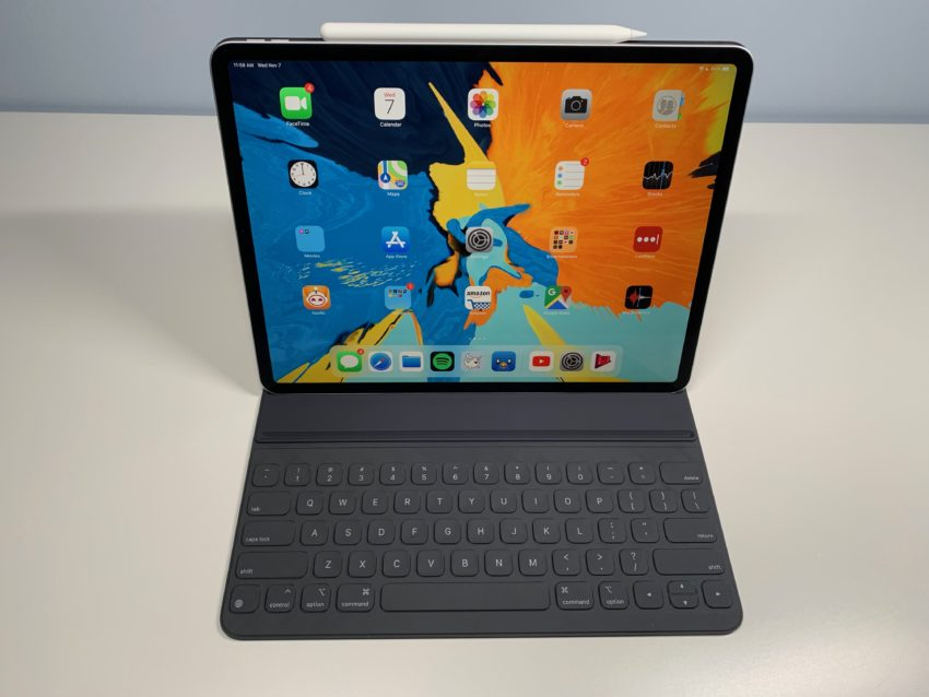 Skip If You Want Smart Keyboard Support