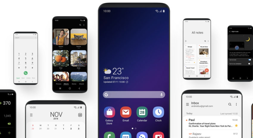 Get Familiar with Android Pie
