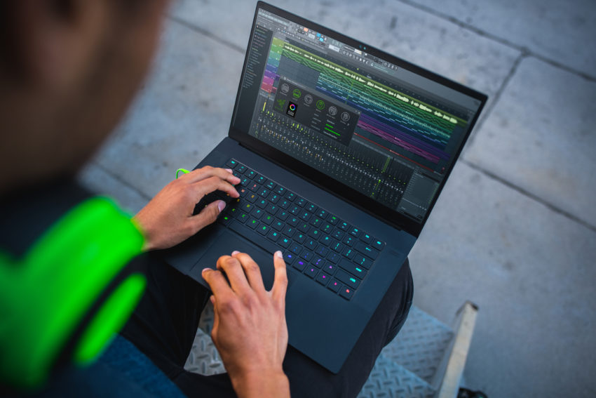 the new, more powerful Razer Blade 15 Advanced.