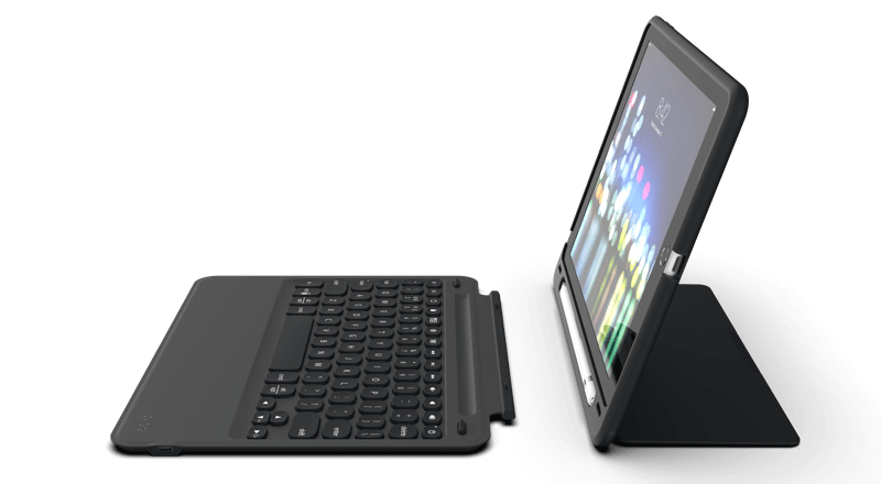 Zagg offers a new iPad Pro keyboard case for the 9.7-inch model.