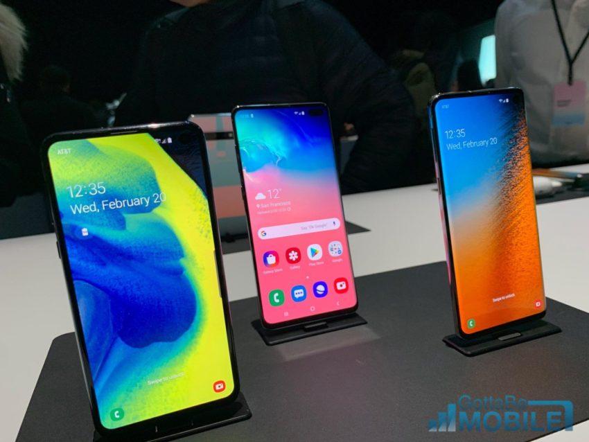 Galaxy S10 vs OnePlus 7 Pro: Specs