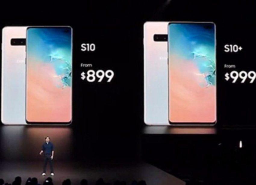 Galaxy S10 Pricing & Deals
