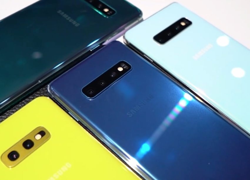 Galaxy S10+ vs Galaxy S9+: Triple Camera Threat