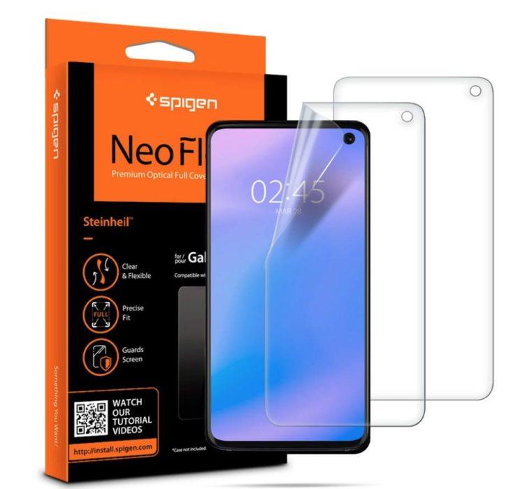 Spigen NeoFlex Protector (2-Pack)