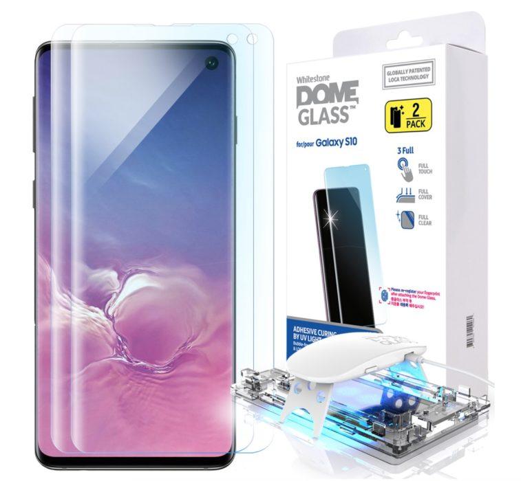 Whitestone Dome Glass UV Kit