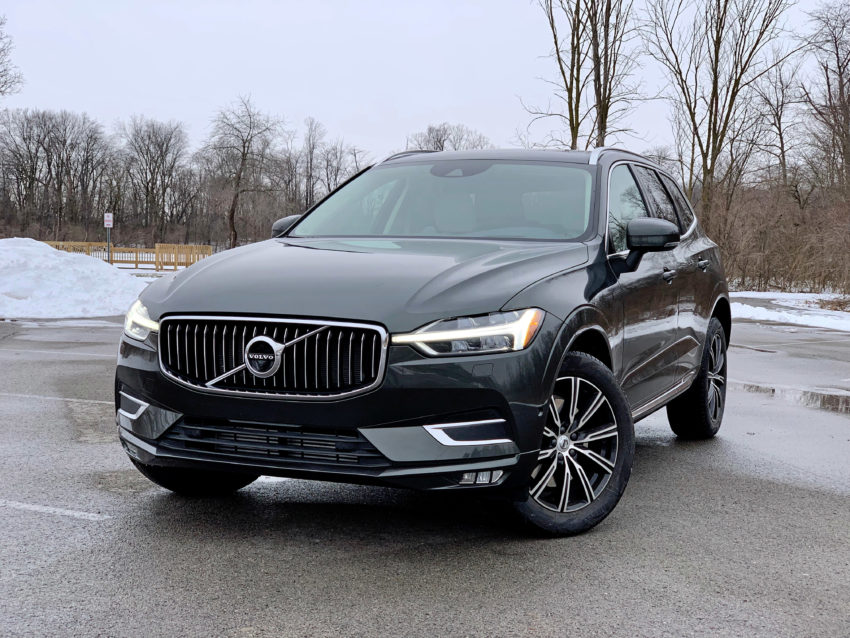 The 2019 Volvo XC60 is a good compact SUV.