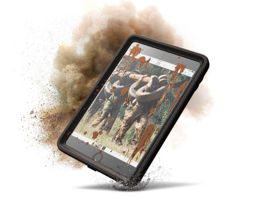 Catalyst makes an amazing rugged and waterproof case.