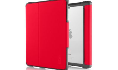 This is a great iPad mini 5 case with colorful options and amazing protection.