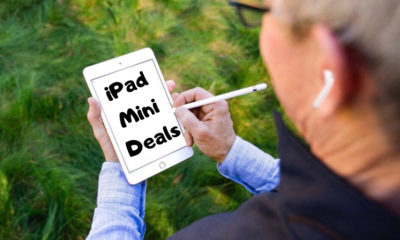 Save up to $200 with iPad mini 5 deals.