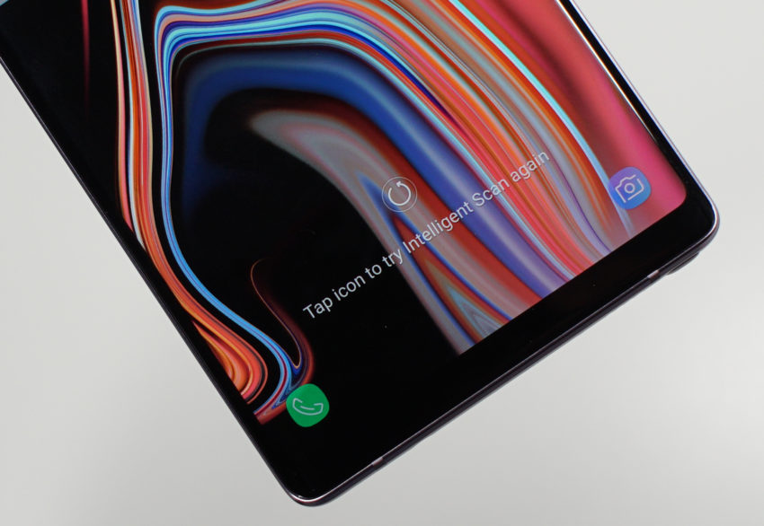 Wait for an In-Screen Fingerprint Reader