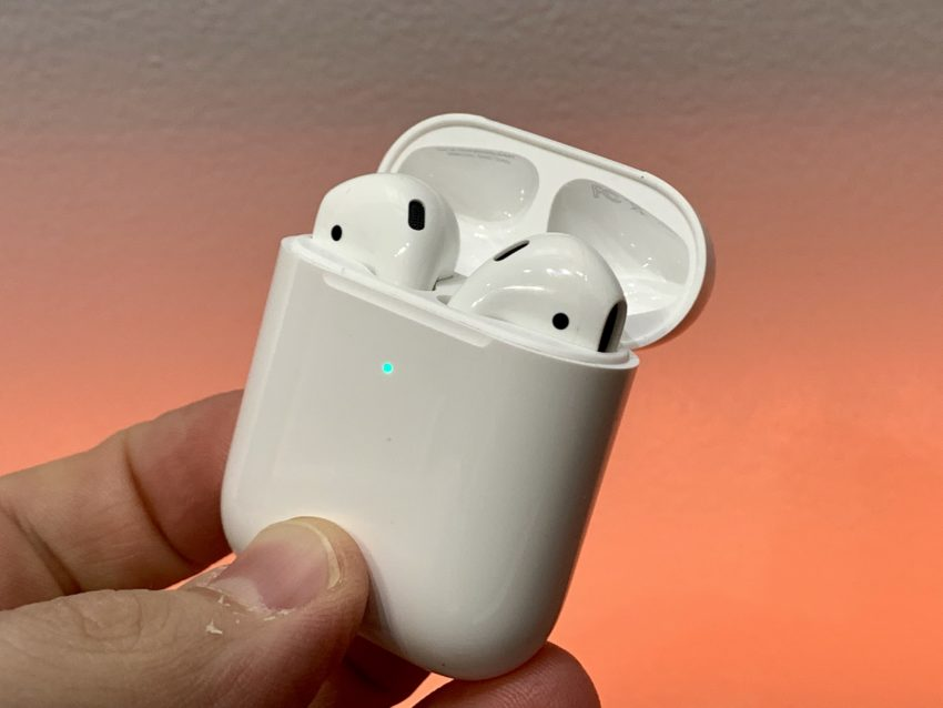 Use one AirPod at a time to get better battery life.