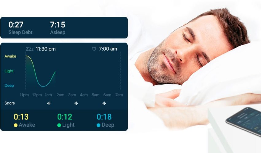 A smart alarm can help you wake up refreshed even on the Monday after Daylight Saving Time.