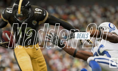Save 10% with the best Madden 20 deals.