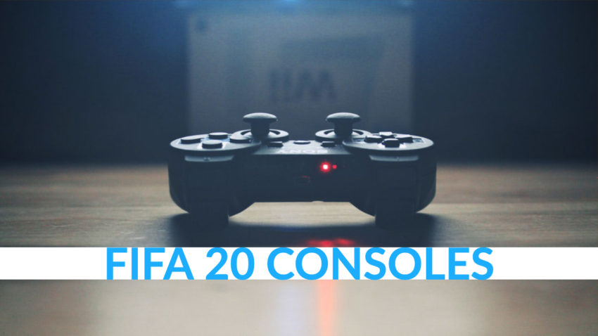 What can you play FIFA 20 on?