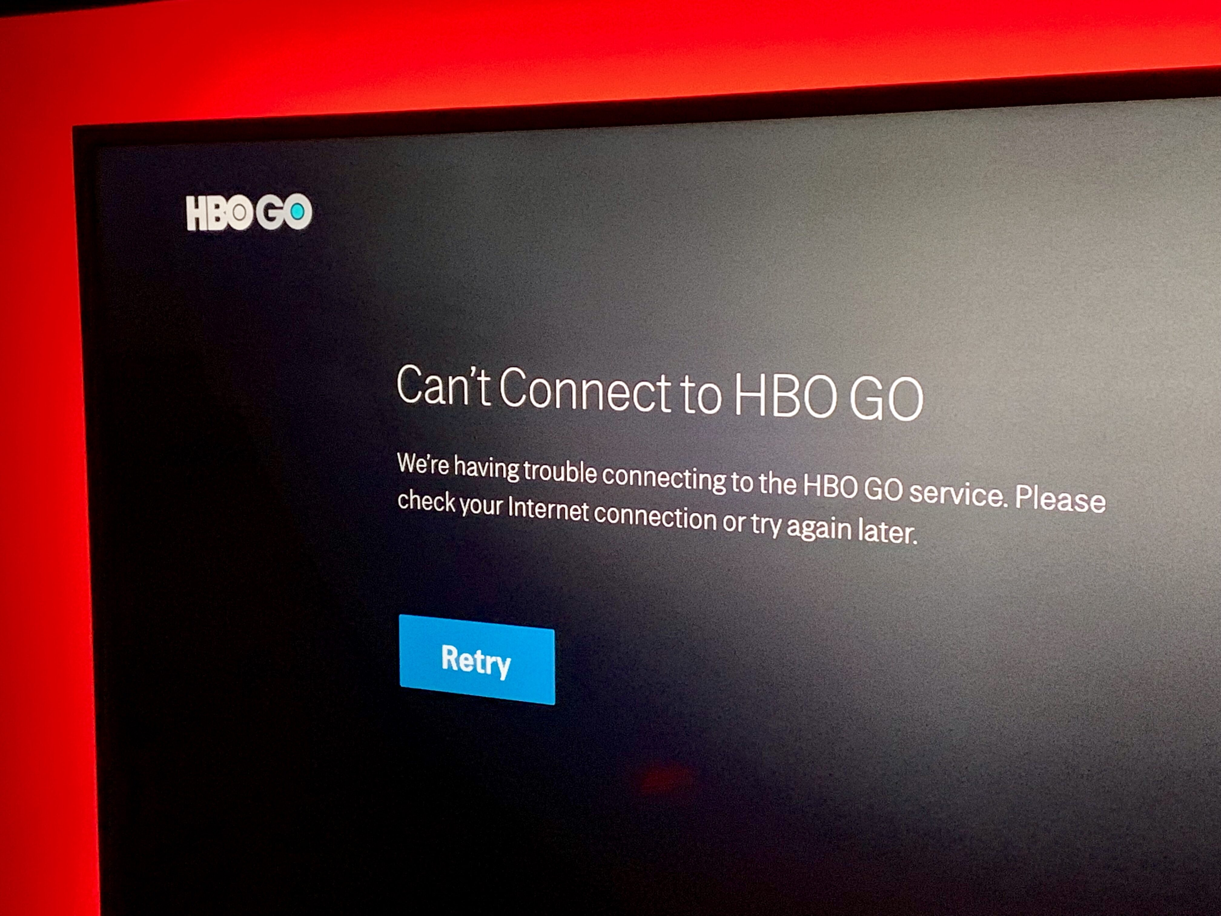 HBO Go Problems & Fixes