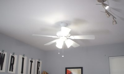 The LutronCaséta Smart Fan Control is worth buying.