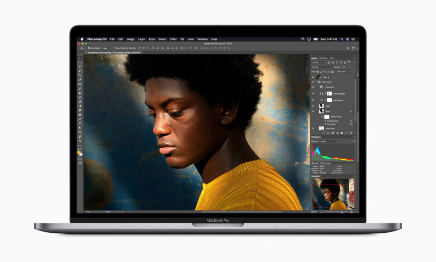 The 2019 MacBook Pro is available to order today and arrives by Thursday.