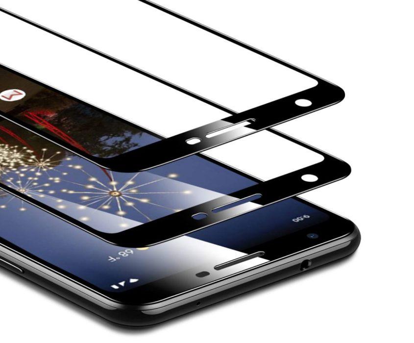 ESR Full-Cover Tempered Glass 2-Pack
