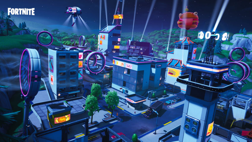 New locations in Season 9 and slipstreams offer new ways to get around.