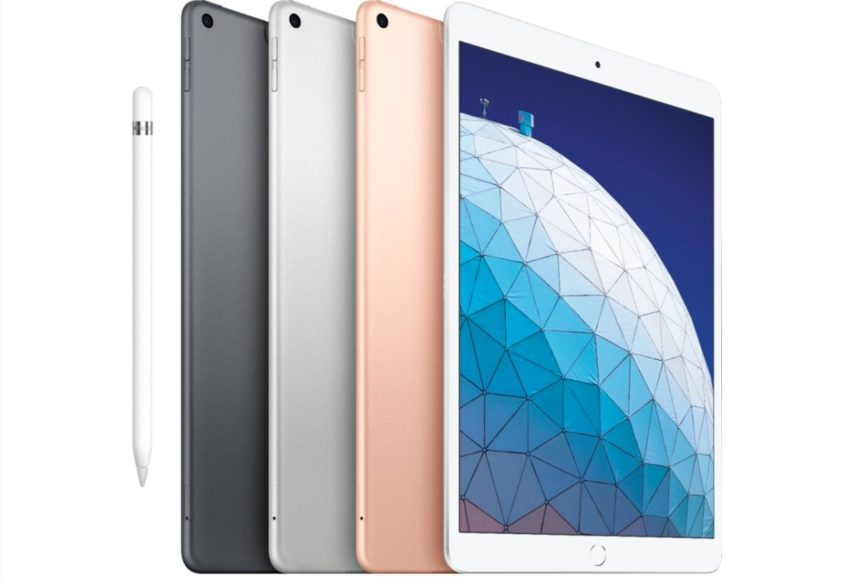Save on the newest iPad Air and iPad mini.
