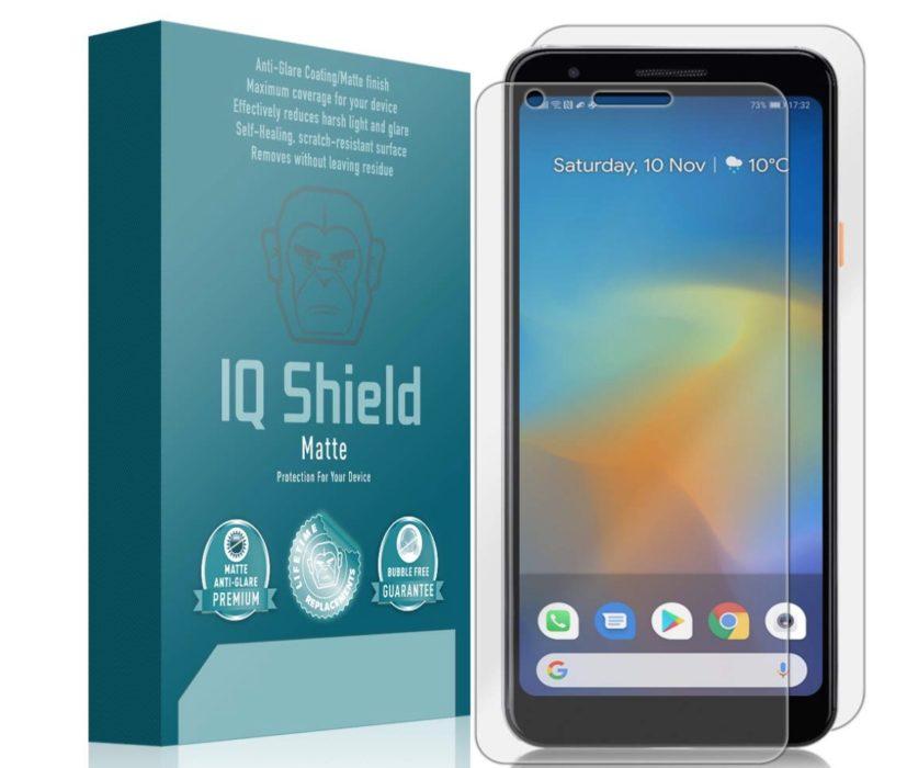 IQ Shield Matte-Film Screen Protector (Full Cover)