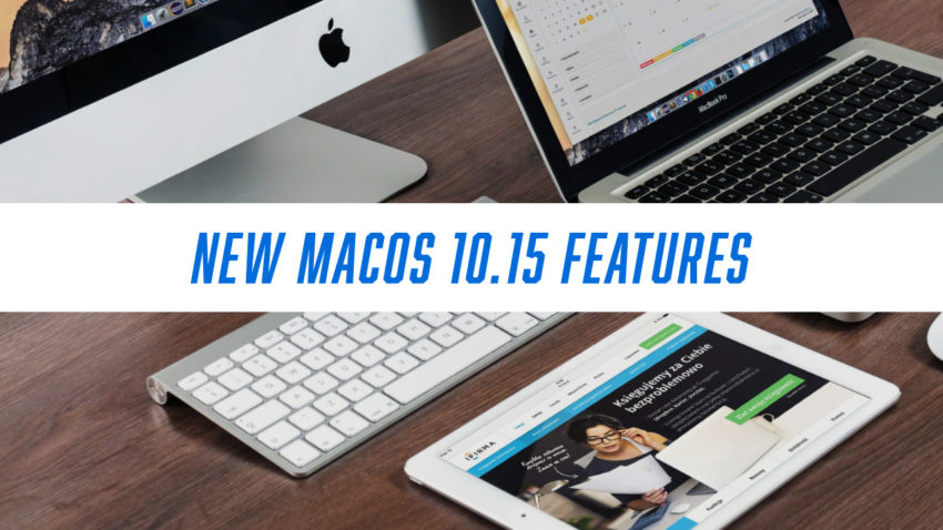 Install macOS Catalina Beta for New Features