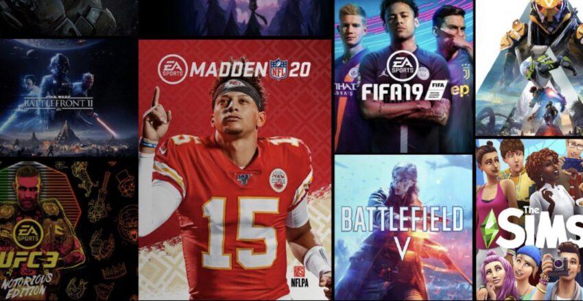 EA Access Games